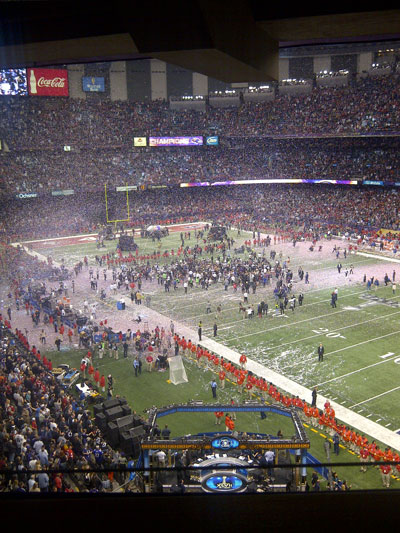How to Experience Super Bowl Mania XLVIII 2014 in New York