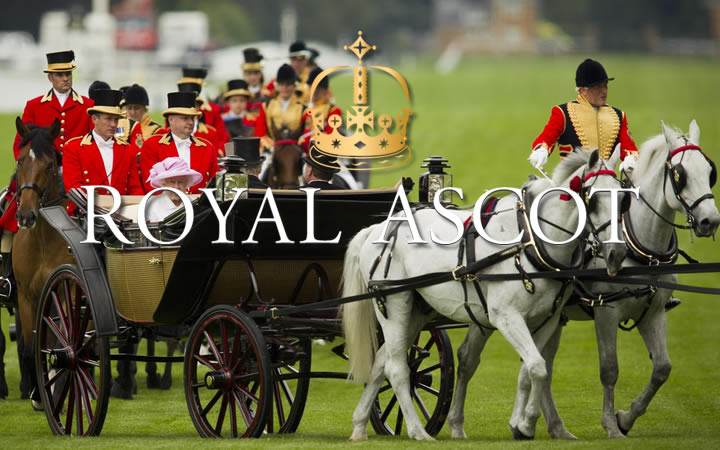 where is the royal ascot