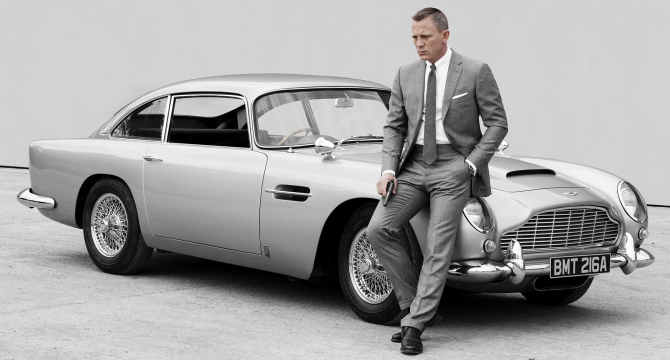 Why I like 007 Shaken not Stirred