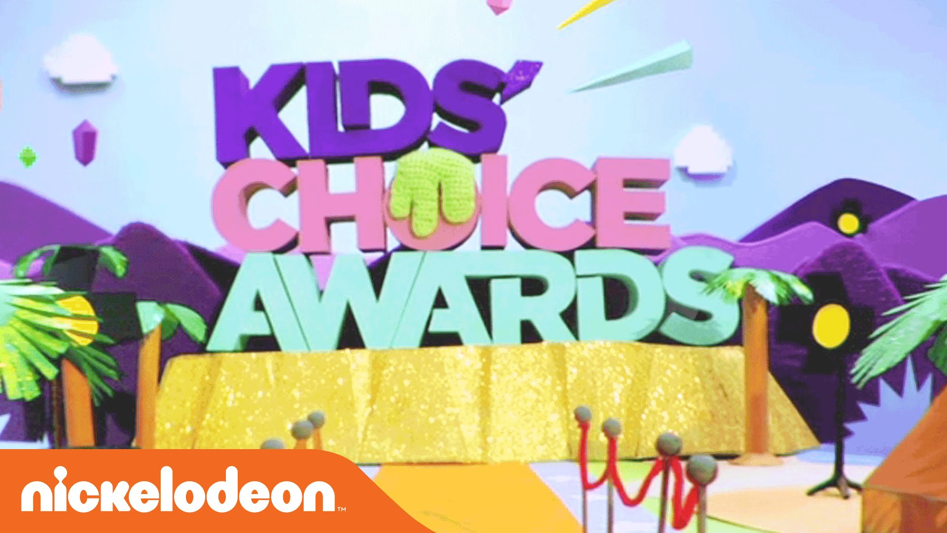 The Nickelodeon Kids' Choice Awards