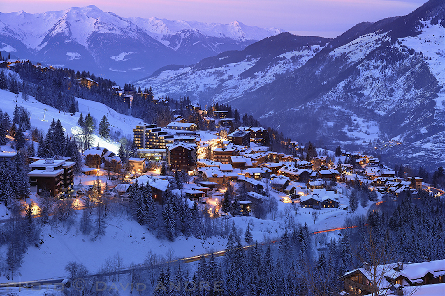 Courchevel Ski and Champagne Experience