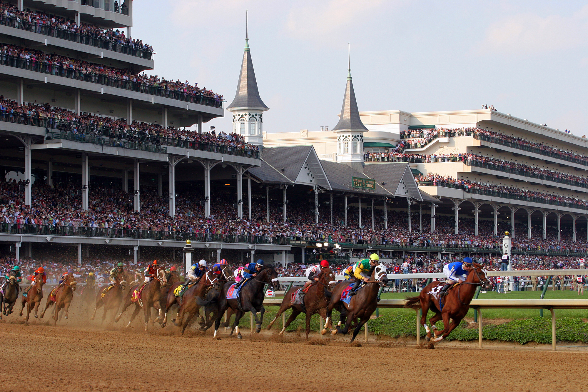 VIP Kentucky Derby Tickets