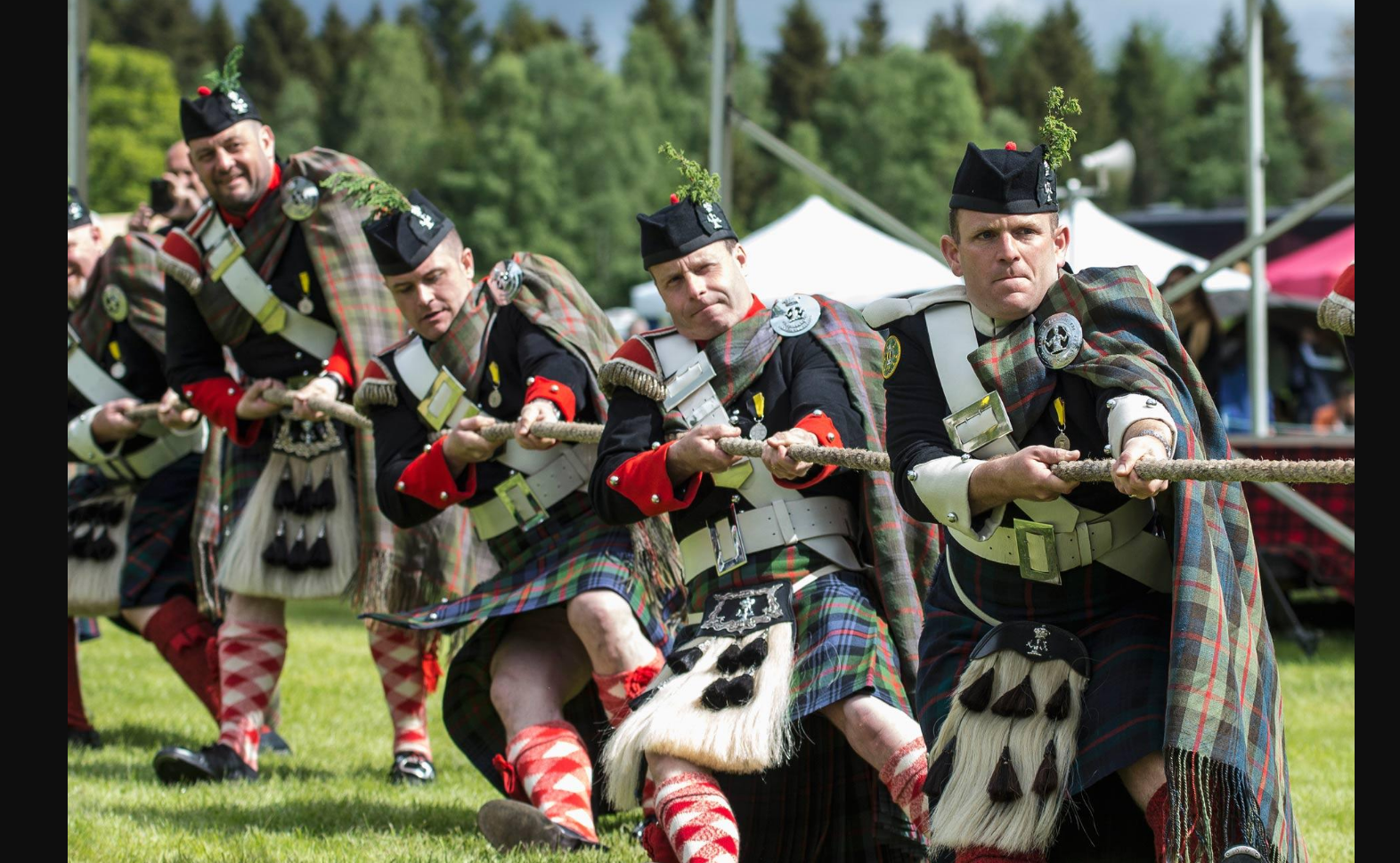 Scotland Highland Games