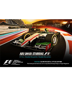 Formula One – Abu Dhabi Grand Prix