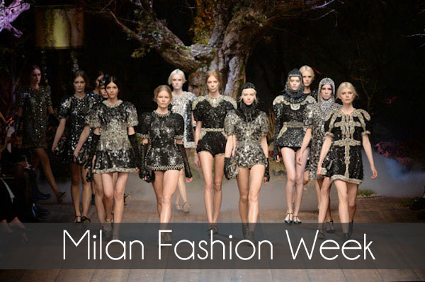 Milan Fashion Week Spring / Summer