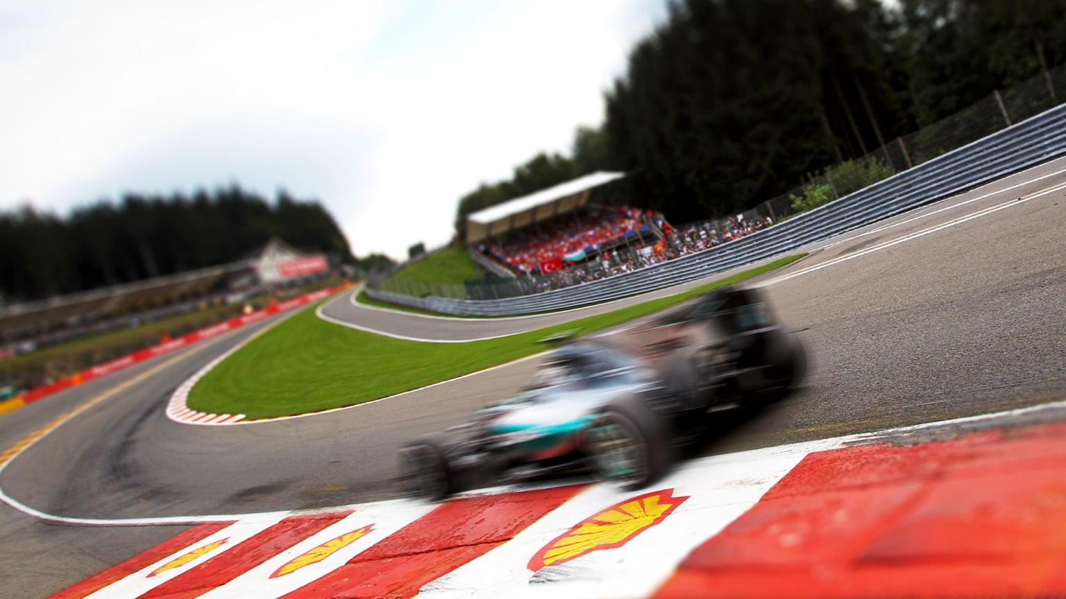Formula One – Belgian Grand Prix