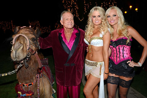 Midsummer Night's Party at the Playboy Mansion