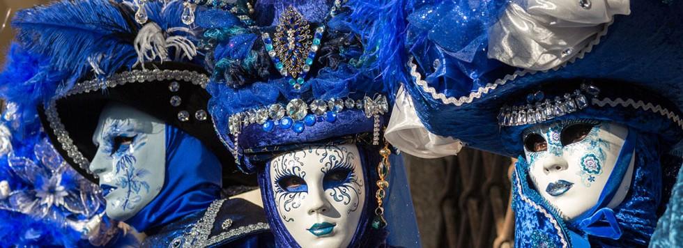 Venice Carnival Masquerade Balls & Events
