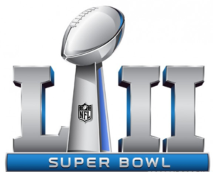 Super Bowl LII–Minneapolis, MN