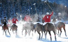 Snow Polo World Cup – St. Moritz