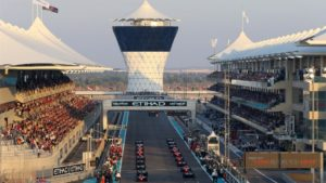 Formula One - Abu Dhabi @ New York | New York | United States