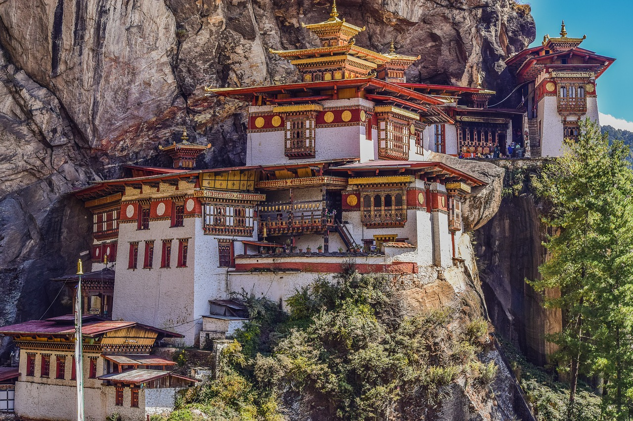 Exotic Destinations – Bhutan